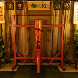 Ki JKD Wing Chun Wooden Dummy - Jeet Kune Do