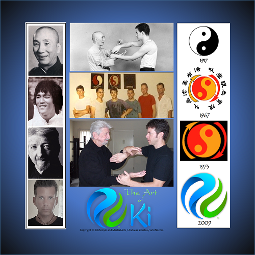 JKD Wing Chun Lineage Ip Man Bruce Lee Jerry Poteet Andreas Simatos History